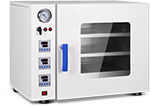 shelf heating vacuum oven