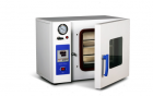 Performance of the vacuum drying oven and its testing method